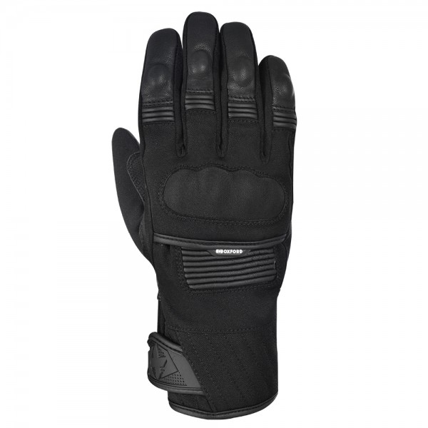 Oxford Toronto 1.0 Gloves Stealth Black