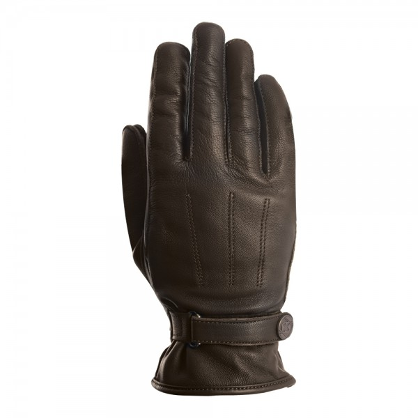 Oxford Radley Leather Women's Gloves Brown