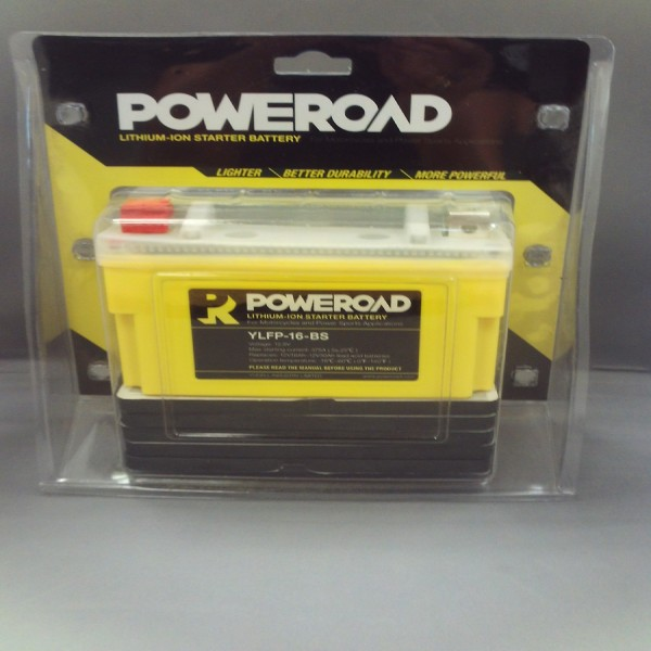 Poweroad Lithium-Ion Battery Ylfp-16-Bs