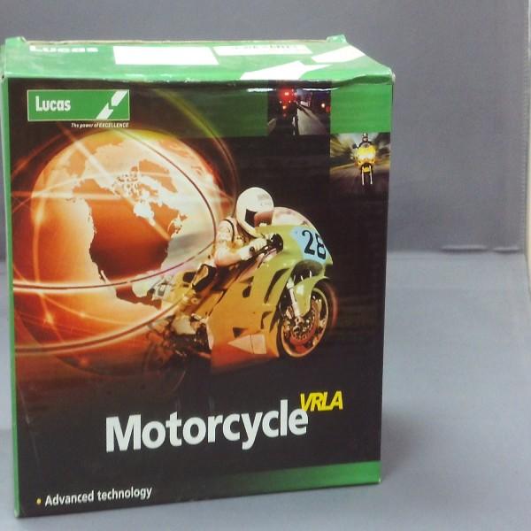 Lucas Batteries Ys12-20L-Bs