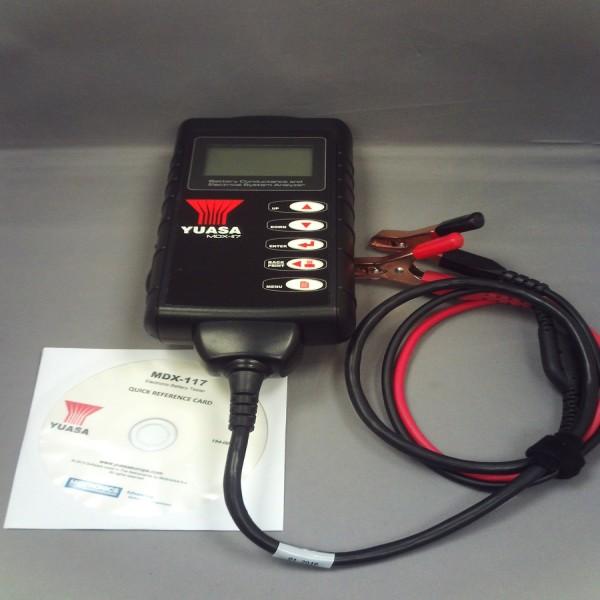 Yuasa Bike Battery Tester [Mdx117]