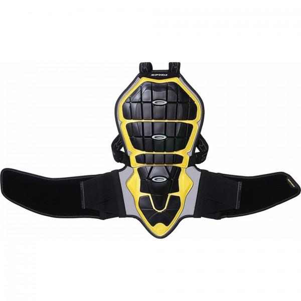 Spidi Gb Safety Lab Back Lady 160/170 Black & Yellow