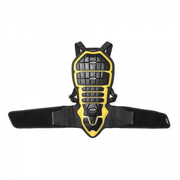 Spidi Gb Safety Lab Back Warrior 180/190 Black & Yellow