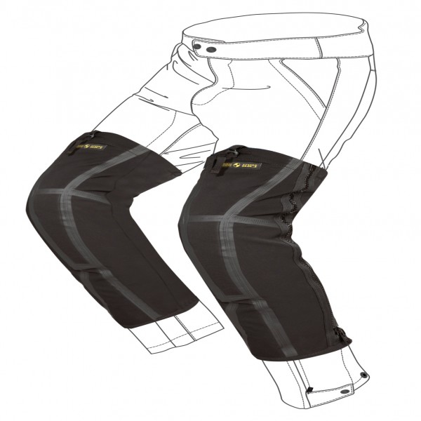 Spidi It Safety Lab Snug Knee Protectors
