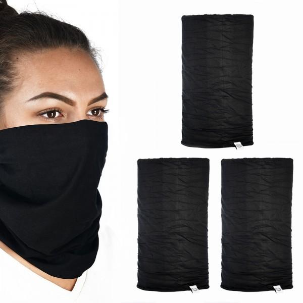 Comfy Black 3-Pack