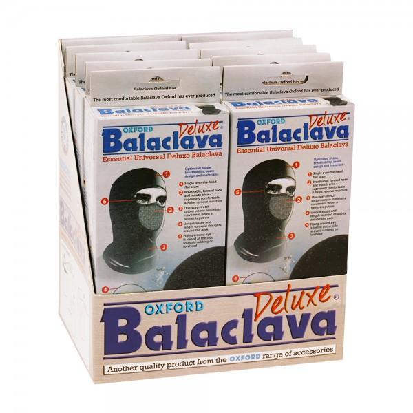 Oxford Deluxe Cotton Balaclava