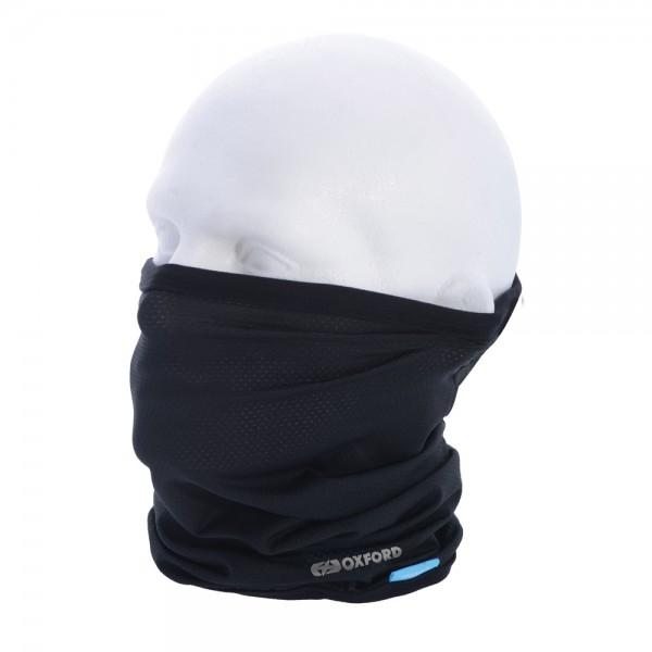 Oxford Neck Tube Coolmax - Black