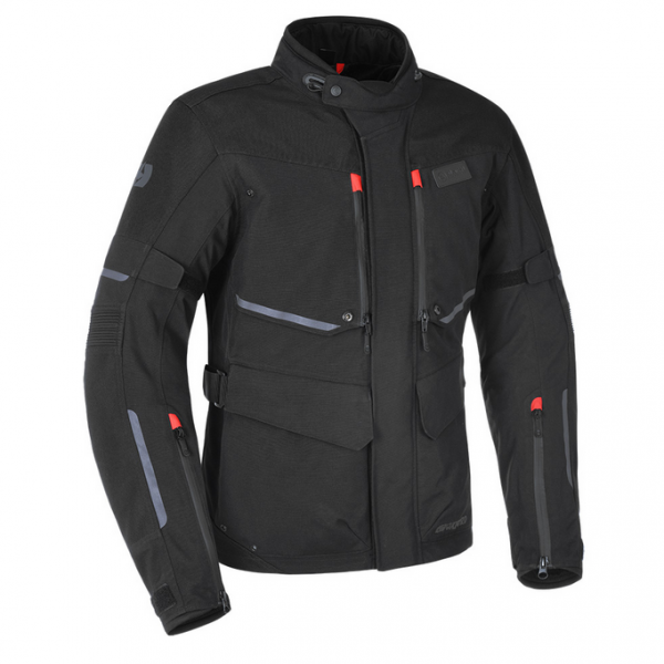 Oxford Mondial Advanced Jacket Tech Black