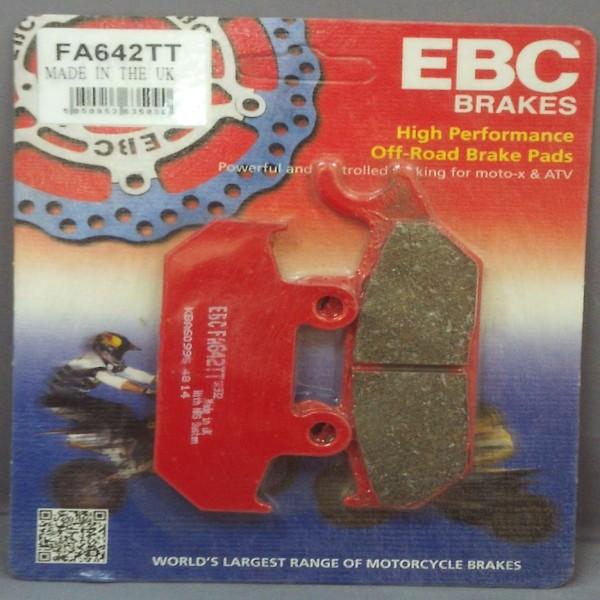 EBC Brake Pads Fa642Tt