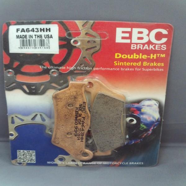 EBC Brake Pads Fa643Hh