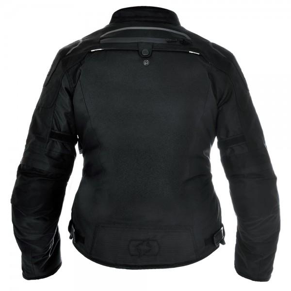 Oxford Girona Women's Textile Jacket Stealth Black