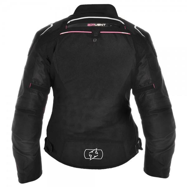 Oxford Girona Women's Textile Jacket Tech Pink