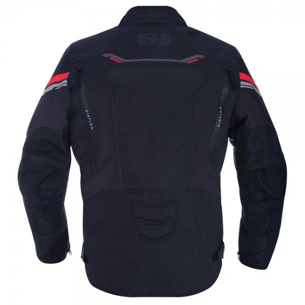 Oxford Melbourne 3 Textile Jacket Tech Black