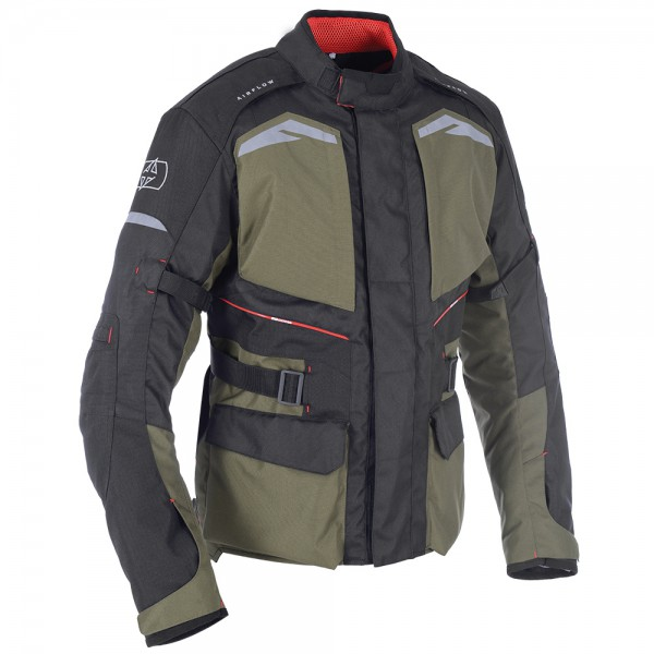Oxford Quebec 1.0 Jacket Army Green