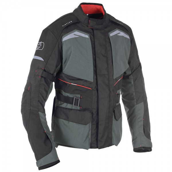 Oxford Quebec 1.0 Jacket Tech Grey