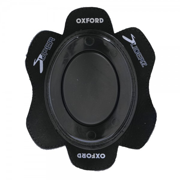 Oxford Rok Oval Knee Sliders Black