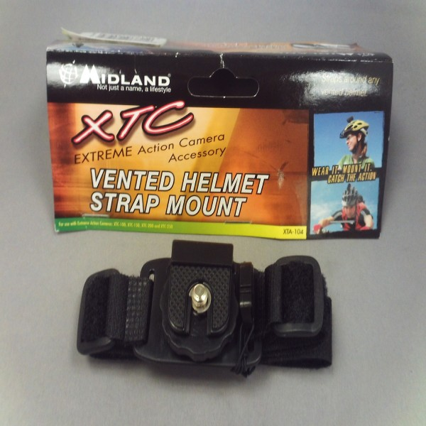 Midland Xtc-100/200/300 Velcro Band For Bicycle Helmet