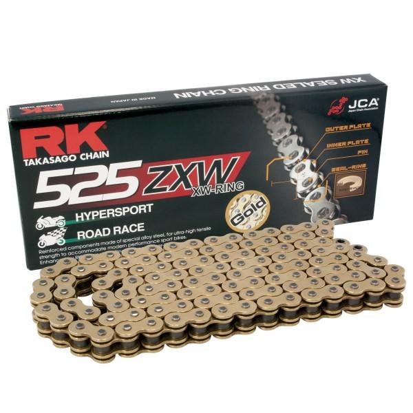 Rk Gb525Zxw X 118 Chain Gold [Xw]