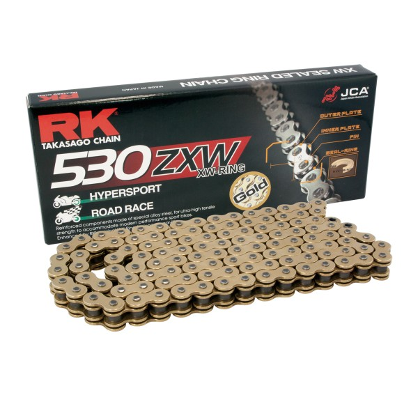 Rk Gb530Zxw X 110 Chain Gold [Xw]