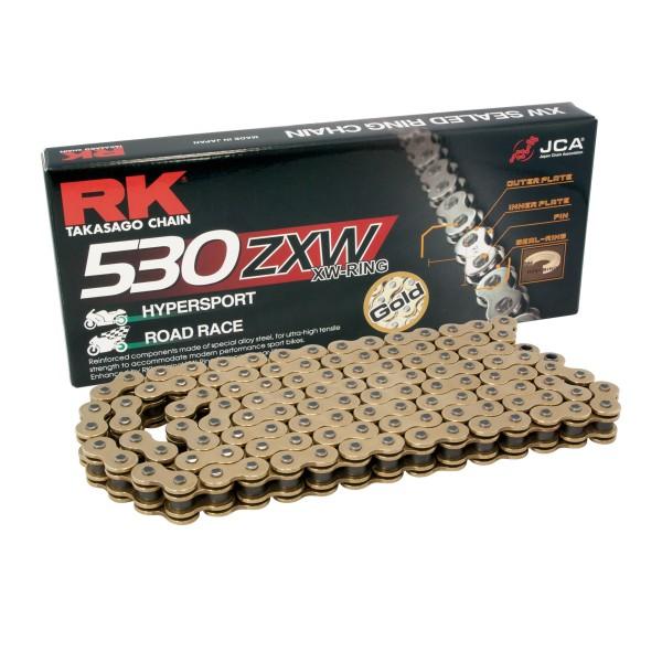 Rk Gb530Zxw X 118 Chain Gold [Xw]