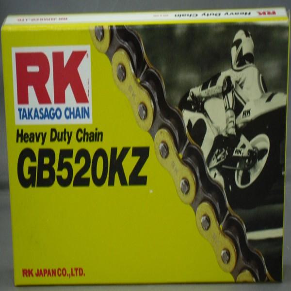 Rk Gb520Kz X 120 Chain Gold Mx