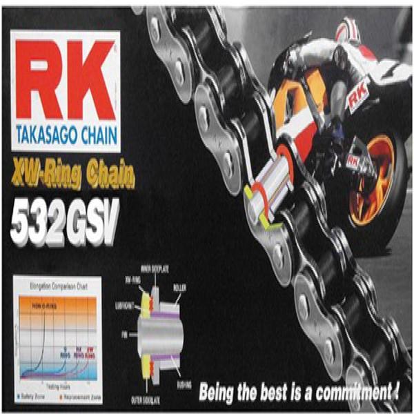 Rk Chain 532Gsv