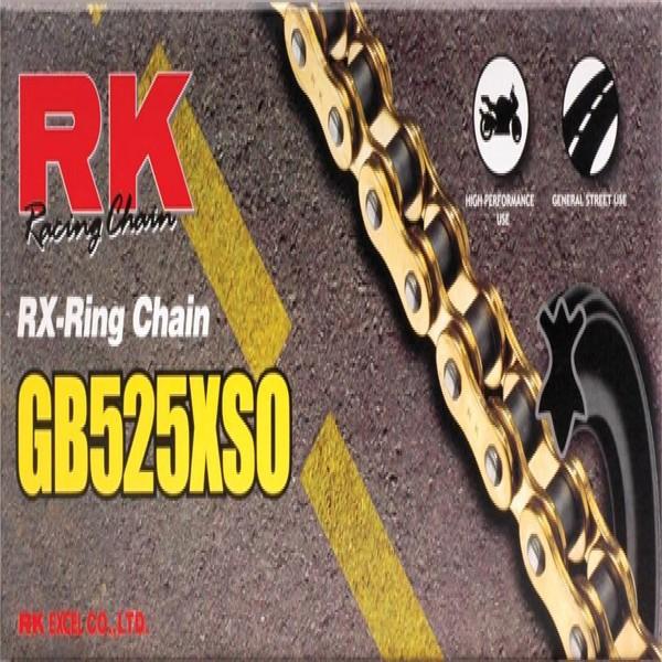 Rk 525Xso X 124 Chain [Rx]