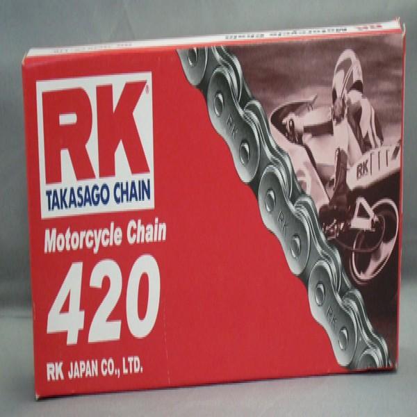 Rk 420 X 100Ft Chain [2400 Links]#
