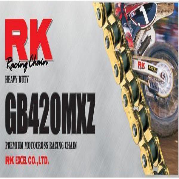 Rk 428Mxz X 122 Chain