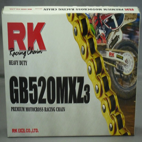 Rk Gb520Mxz3/4 X 116 Chain Gold
