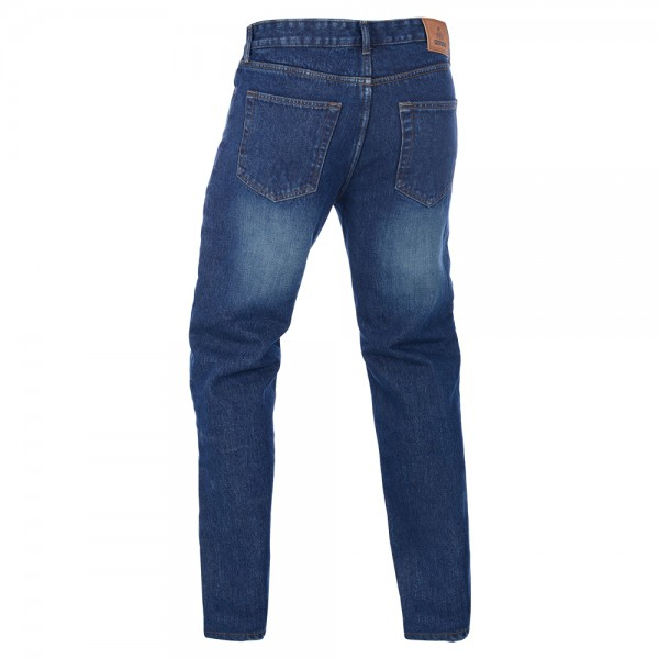 Oxford Barton Straight Fit Jeans Echo Blue