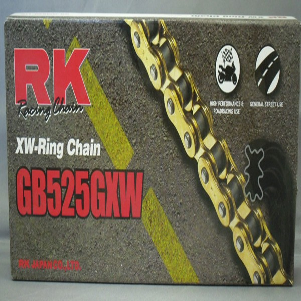 Rk Gb525Gxw X 120 Chain Gold [Xw]