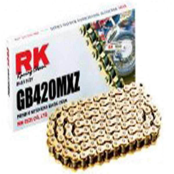 Rk Gb420Mxz X 134 Chain Gold [Xw]