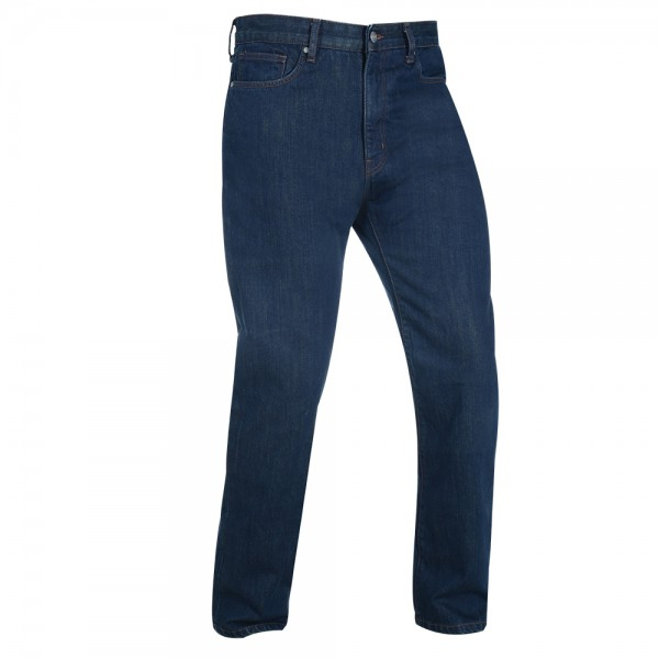 Oxford Barton Straight Fit Jeans Ink Wash