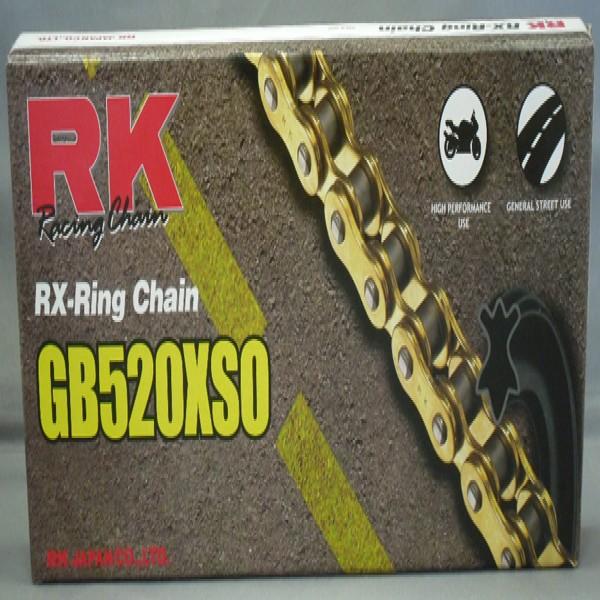 Rk Gb520Xsoz1 X 120 Chain Gold [Rx]