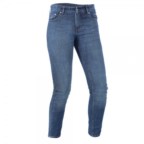 Oxford Hinksey Slim Fit Women's Jeans Echo Blue