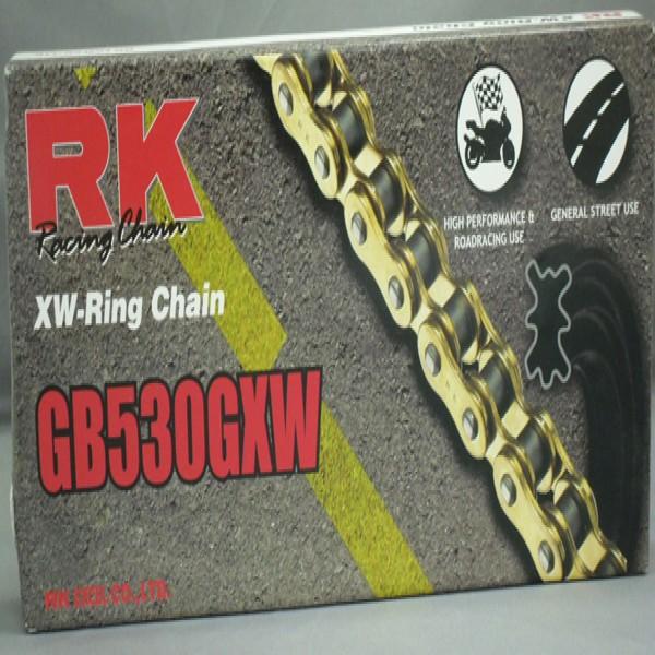 Rk Gb530Gxw X 114 Chain Gold [Xw]