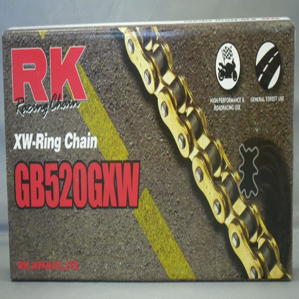 Rk Gb520Gxw X 114 Chain Gold [Xw]
