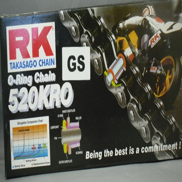 Rk Chain Gb520Kro Gold