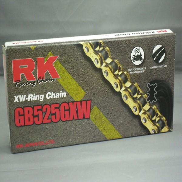 Rk 525Gxw X 124 Chain