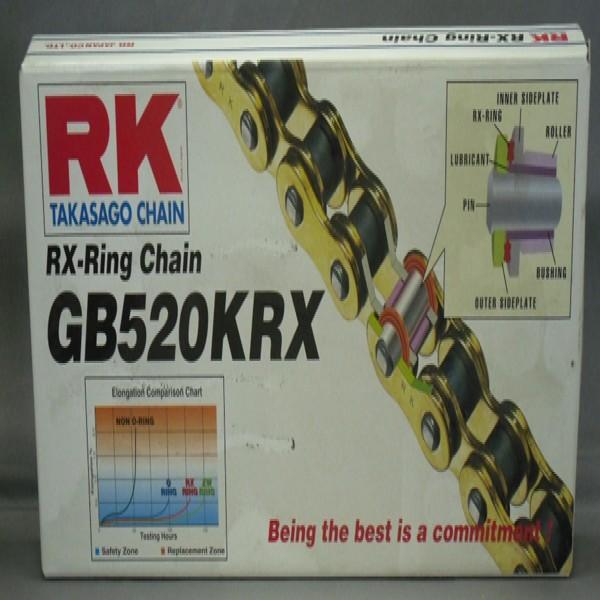 Rk 520Krx X 108 Chain