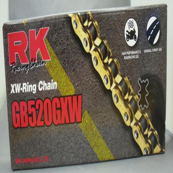 Rk 520Gxw X 124 Chain