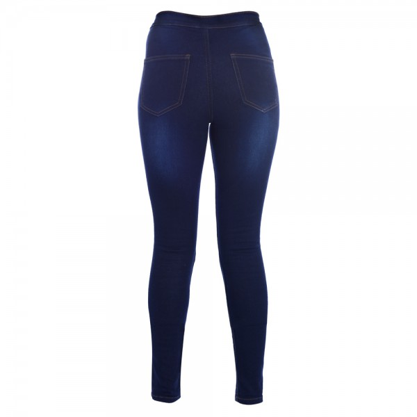 Oxford Super Jeggings Indigo Long Leg