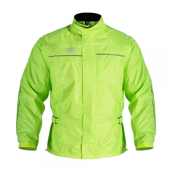 Oxford Rainseal Over Jacket Fluo