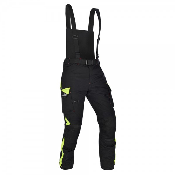 Oxford Montreal 2.0 Pants Black Fluo