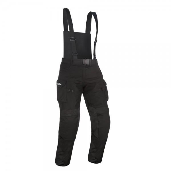 Oxford Ladies Montreal 3.0 Textile Short Leg Black