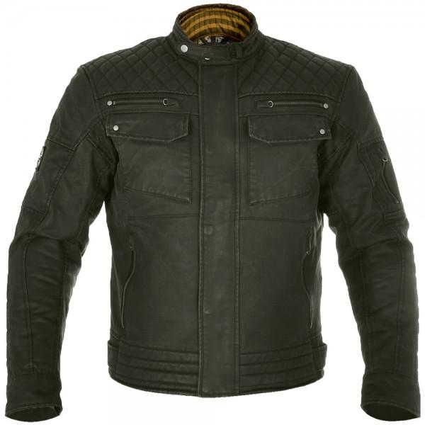 Oxford Hardy Wax Jacket Olive