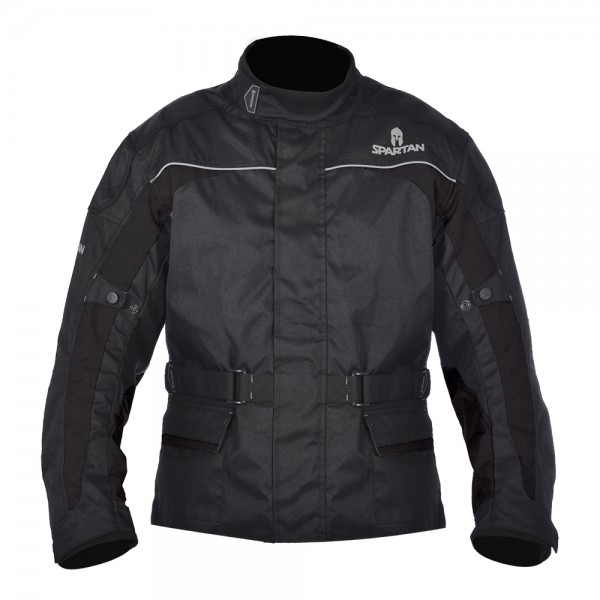 Spartan Jacket All Black