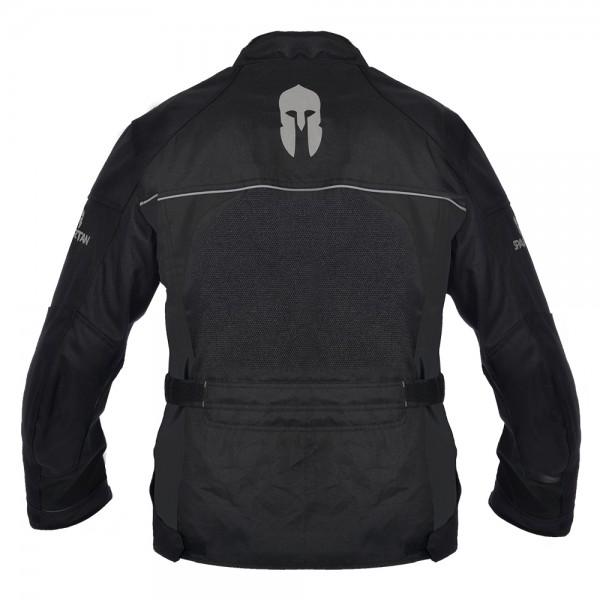 Spartan Jacket All Black