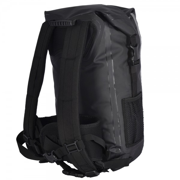 Oxford Aqua B-25 Back Pack  Black & Grey